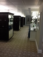 Cold Spring Country Club Women's Locker Room